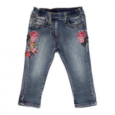 Jeans teddy Monnalisa