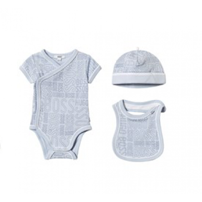 3-delige set Romper Hugo Boss J98238