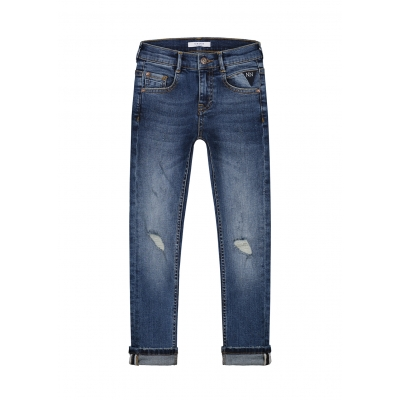 B25001901 Francis Denim blue