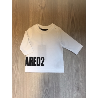 Dsquared2 shirt wit DQ03ND-DQ100
