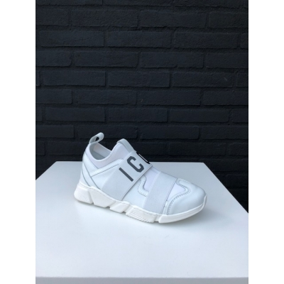 Sneaker ICON White Dsquared2 59831