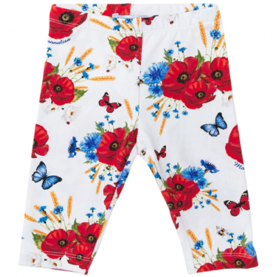 Legging Flowers Monnalisa