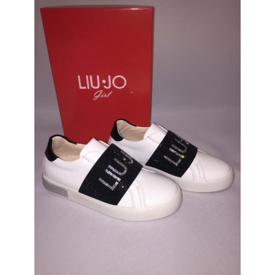 Sneakers White Liu Jo L4A420332