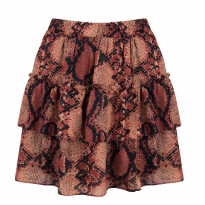 Jacky Luxury Skirt Snake
