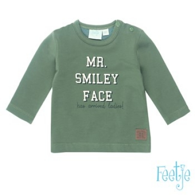 Feetje shirt mister smiley 516.01322