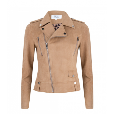 Suede Jacket Jacky Luxury