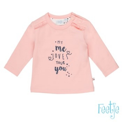 Feetje love shirt 516.01337