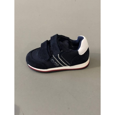 Sneakers Blue Hugo Boss J09117/849