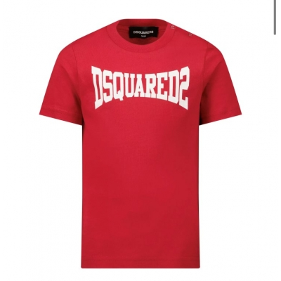 Dsquared2 T-Shirt Red