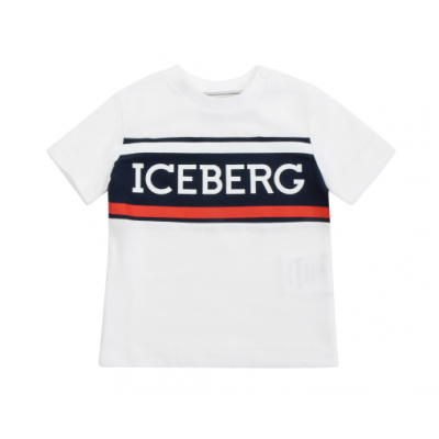 Iceberg T-Shirt White