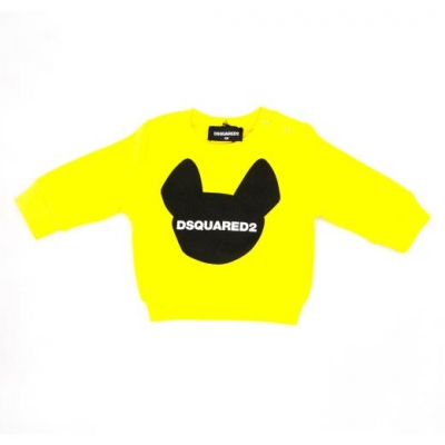 Dsquared2 sweater yellow