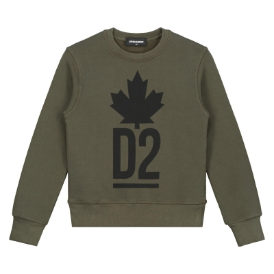 Dsquared2 Sweater groen