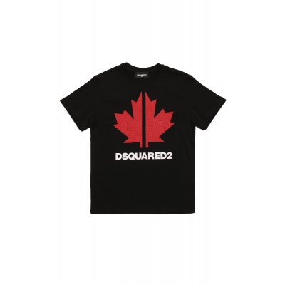 Dsquared2 T-Shirt Black/Red