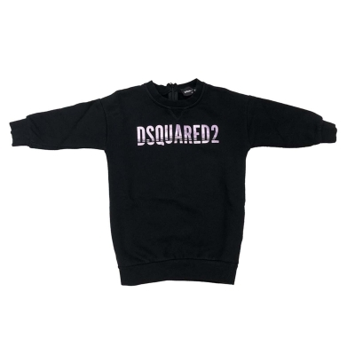 Dsquared2 Sweaterdress black