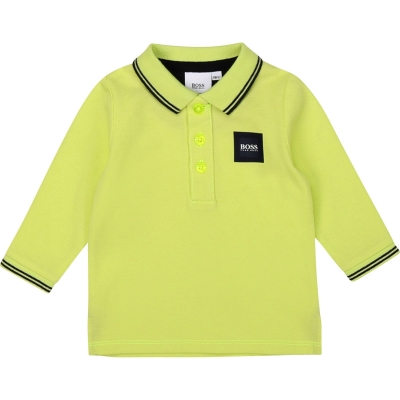 Polo Longsleeve Hugo Boss