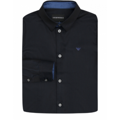 Blouse Blauw Armani Junior