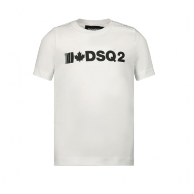 Dsquared2 T-shirt wit