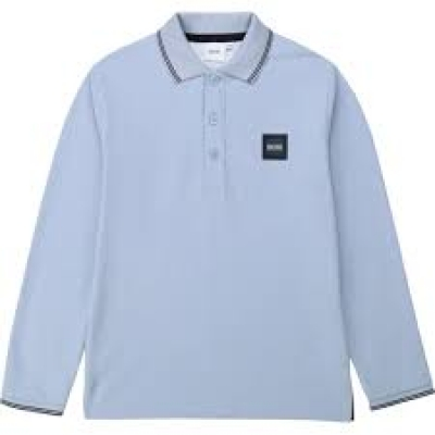 Hugo Boss polo longsleeve
