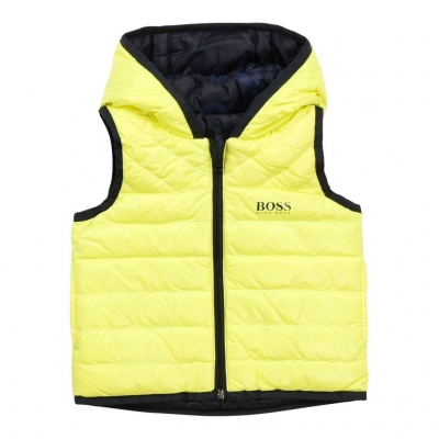 REVERSIBLE PUFFER JACKET Hugo Boss