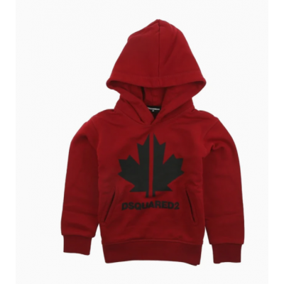 Dsquared2 hoodie rood