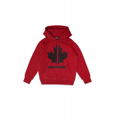 Dsquared2 Hoodie red