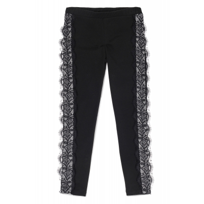 Dsquared2 legging met kant