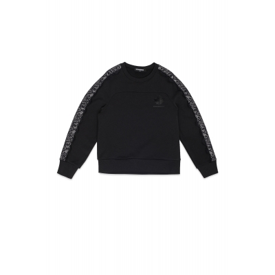 Dsquared2 sweater met kant