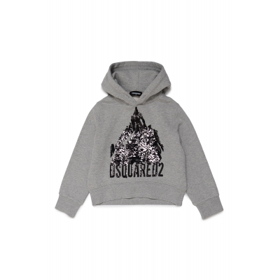Dsquared2 Hoodie grey