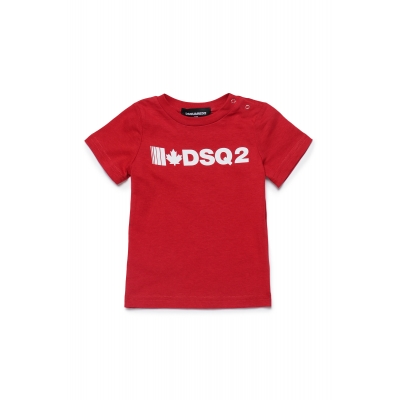 Dsquared2 shirt red