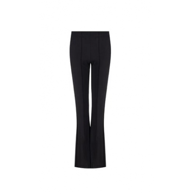 Jacky Luxury flair pants black