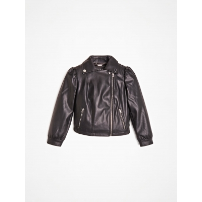 FAUX LEATHER JACKET Guess