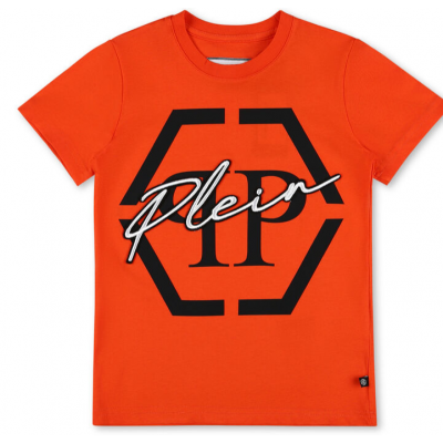 Philipp Plein t-shirt Orange