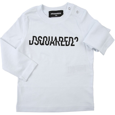 Longsleeve Dsquared2 baby boy White