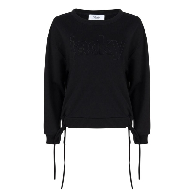 Jacky luxury black sweater
