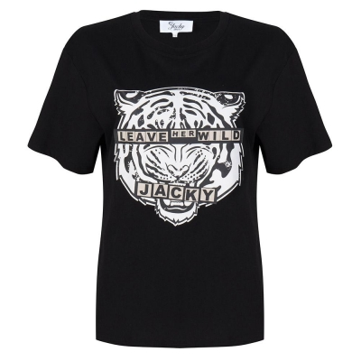 Jacky luxury black t shirt