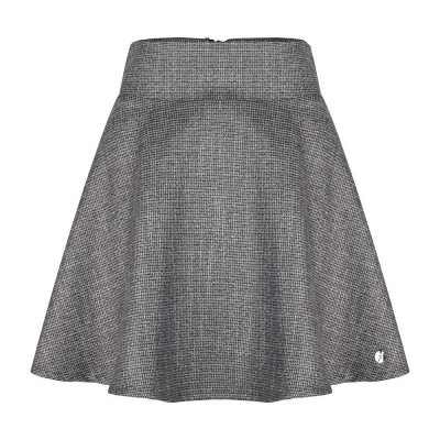 Jacky luxury checkprint skirt