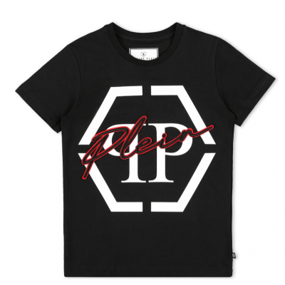 Philipp Plein T-shirt black Logo
