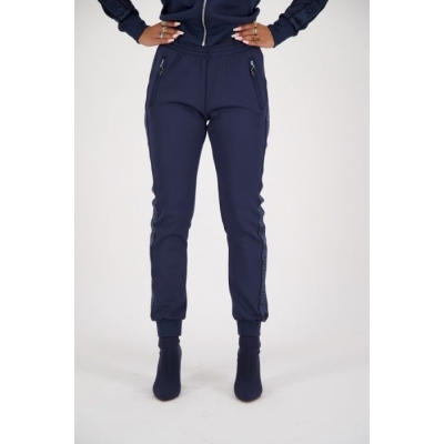 Tracking Pants Blauw Reinders