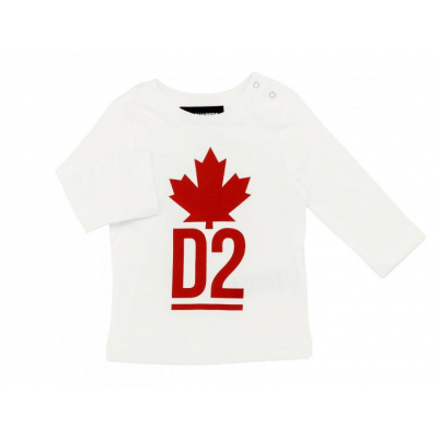Dsquared2 longsleeve white