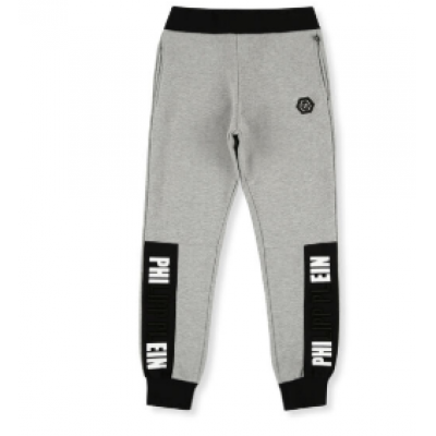 JOGGING TROUSERS LOGOS Philipp Plein
