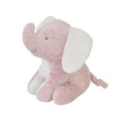 BAMBAM pink elephant cuddle