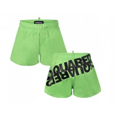 Dsquared2 Zwemshort Groen