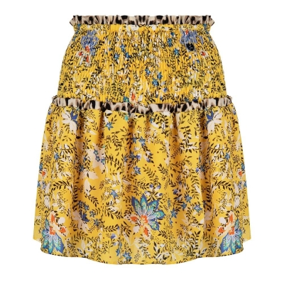 Rok met bloemenprint Jacky Luxury