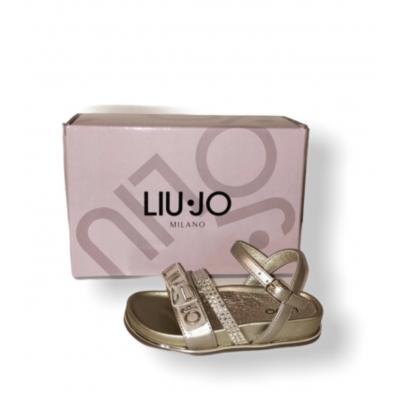 Liu Jo Cleo sandaaltje goud