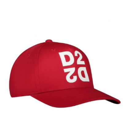Baby-peuter Cap Dsquared2 Rood