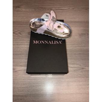 Monnalisa slippers Roze