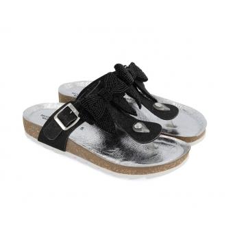 Monnalisa slipper black