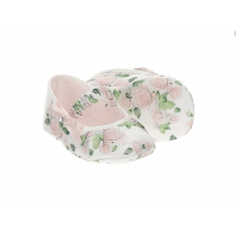 Monnalisa schoentjes met roosjes