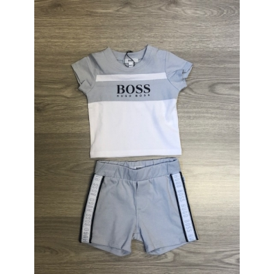 Setje Hugo Boss Shirtje met Broekje