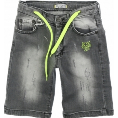 Iceberg jeans short grey